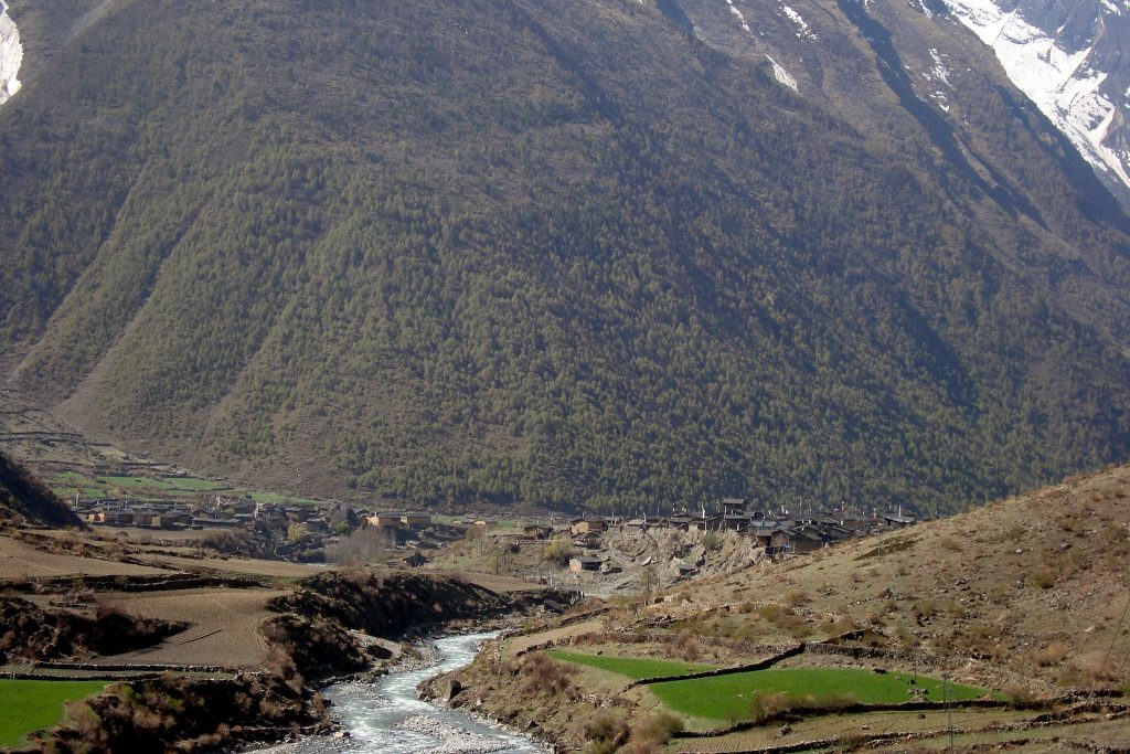 Manaslu With Annapurna Trek And Tilicho Lake